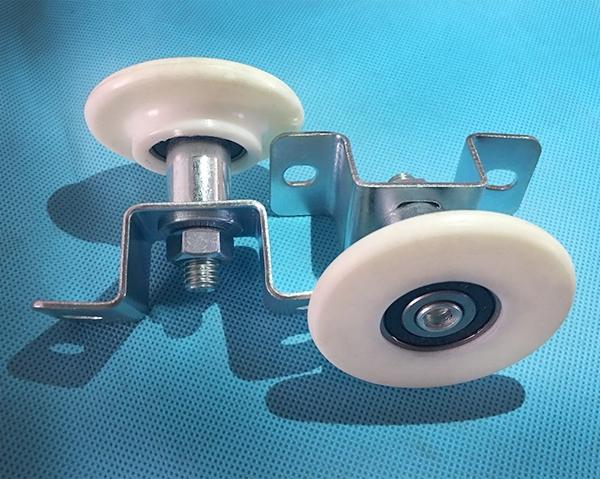 Sini armrest belt guide wheel