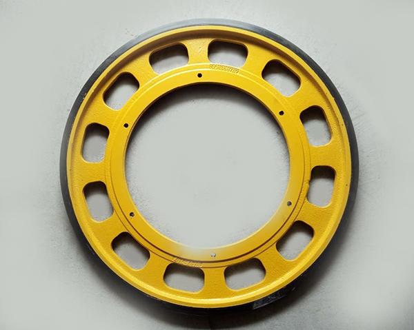 Schindler kone 587 friction wheel