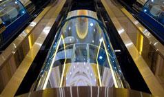 The elevator show